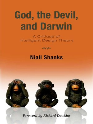 cover image of God, the Devil, and Darwin