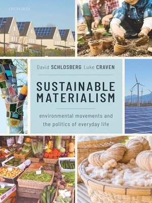 cover image of Sustainable Materialism