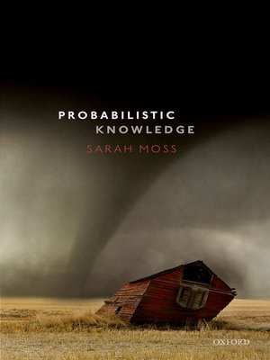 cover image of Probabilistic Knowledge