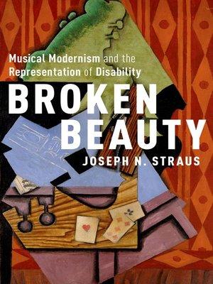 cover image of Broken Beauty