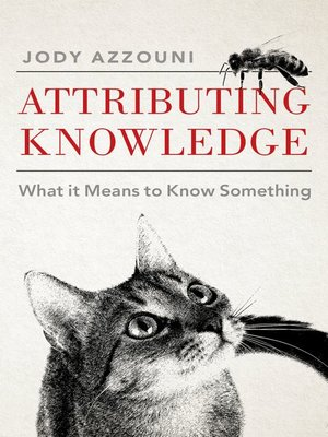 cover image of Attributing Knowledge