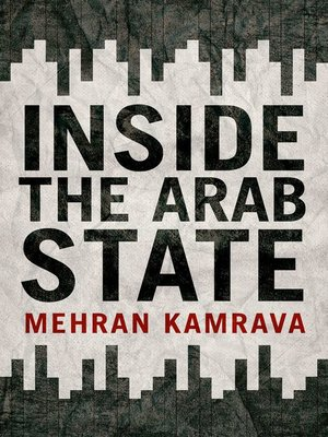 cover image of Inside the Arab State