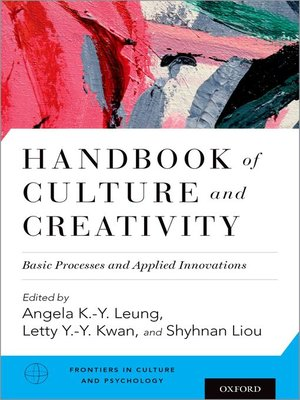 cover image of Handbook of Culture and Creativity