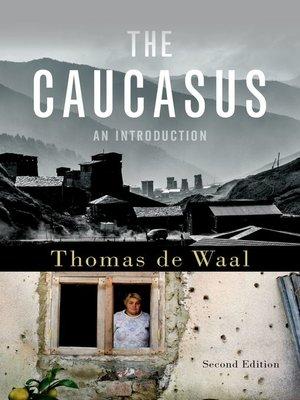 cover image of The Caucasus