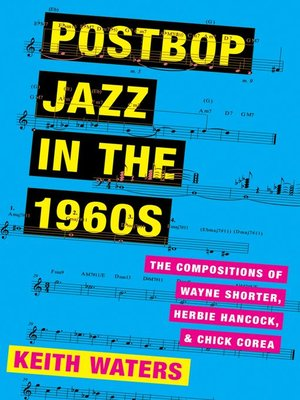 cover image of Postbop Jazz in the 1960s
