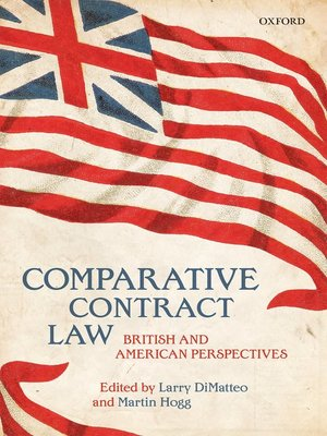 cover image of Comparative Contract Law