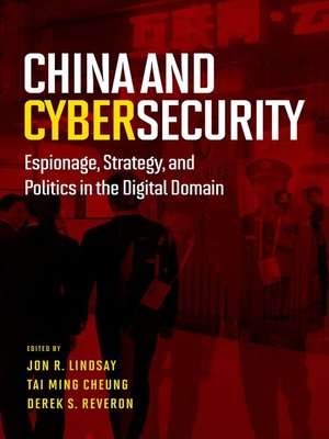 cover image of China and Cybersecurity