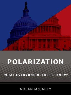 cover image of Polarization
