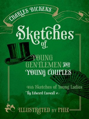cover image of Sketches of Young Gentlemen and Young Couples