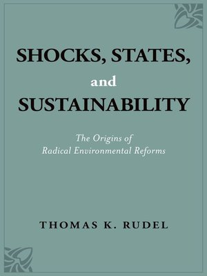 cover image of Shocks, States, and Sustainability