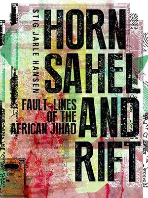 cover image of Horn, Sahel, and Rift