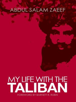 cover image of My Life with the Taliban