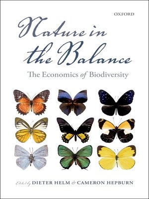 cover image of Nature in the Balance