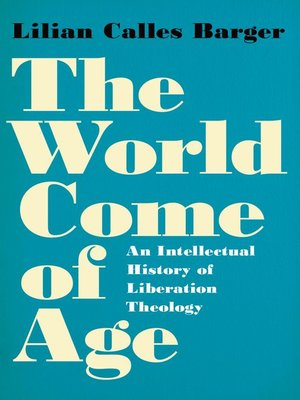 cover image of The World Come of Age