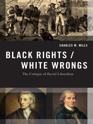 cover image of Black Rights/White Wrongs
