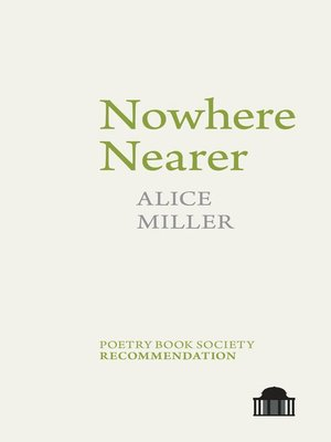 cover image of Nowhere Nearer