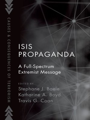 cover image of ISIS Propaganda