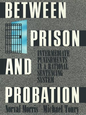 cover image of Between Prison and Probation