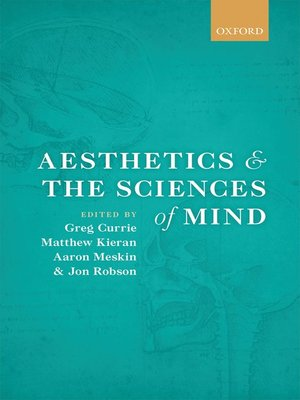 cover image of Aesthetics and the Sciences of Mind