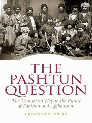 cover image of The Pashtun Question