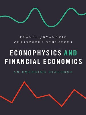 cover image of Econophysics and Financial Economics
