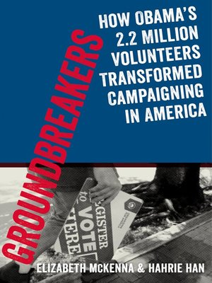 cover image of Groundbreakers