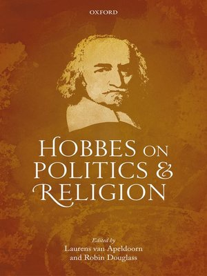 cover image of Hobbes on Politics and Religion