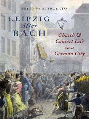 cover image of Leipzig After Bach