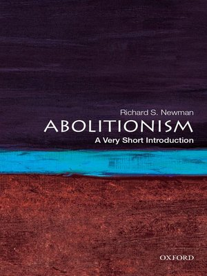 cover image of Abolitionism