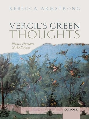 cover image of Vergil's Green Thoughts