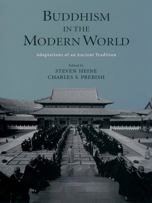 cover image of Buddhism in the Modern World
