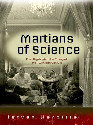cover image of The Martians of Science