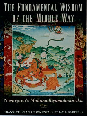 cover image of The Fundamental Wisdom of the Middle Way