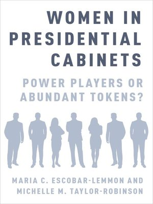 cover image of Women in Presidential Cabinets