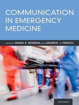 cover image of Communication in Emergency Medicine