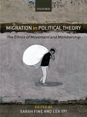 cover image of Migration in Political Theory