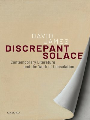 cover image of Discrepant Solace