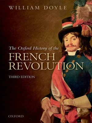 cover image of The Oxford History of the French Revolution