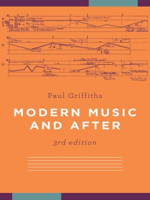 cover image of Modern Music and After