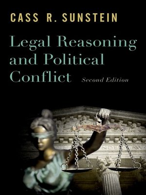 cover image of Legal Reasoning and Political Conflict