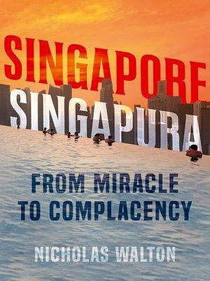 cover image of Singapore, Singapura