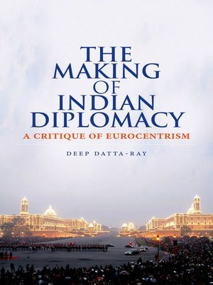 cover image of The Making of Indian Diplomacy