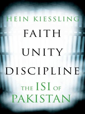 cover image of Faith, Unity, Discipline