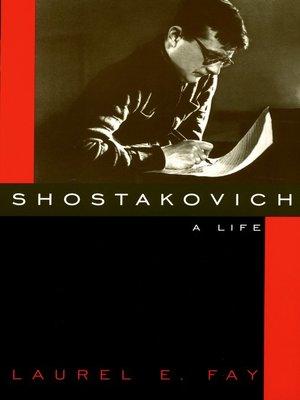 cover image of Shostakovich