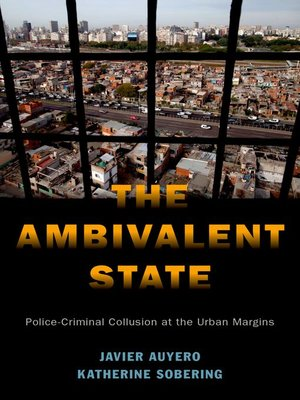 cover image of The Ambivalent State