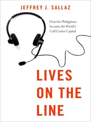 cover image of Lives on the Line