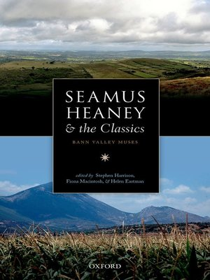 cover image of Seamus Heaney and the Classics