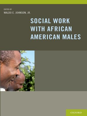 cover image of Social Work With African American Males