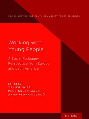 cover image of Working with Young People