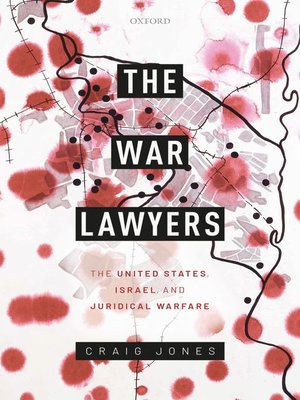 cover image of The War Lawyers
